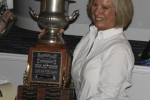 Debbie M., the Olga Bergmann/MaryLouise Bayless Memorial Perpetual Trophy, with 71 releases